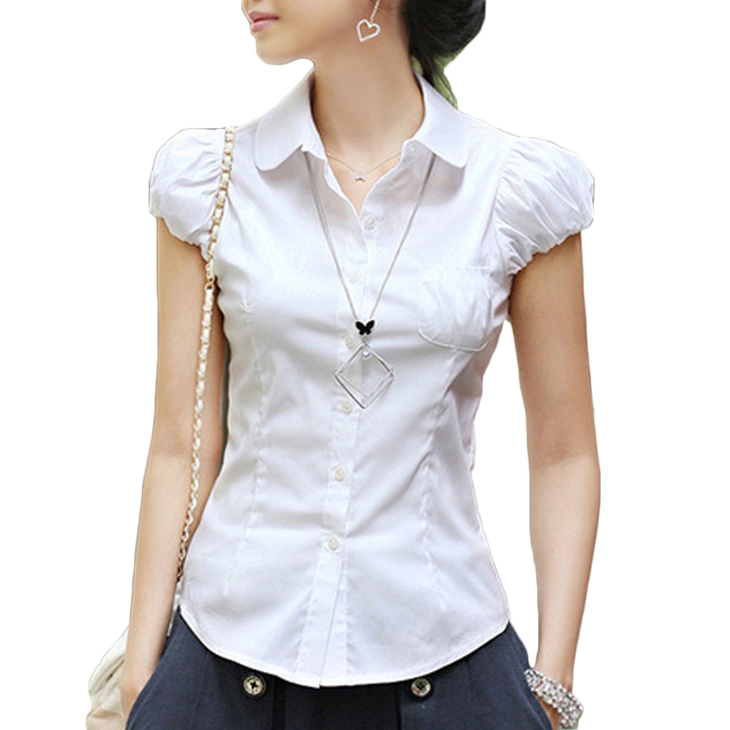 27 Excellent Fitted Womens Dress Shirts